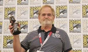 Legendary Carlos Ezquerra Awarded Comic-Con Inkpot Achievement in Comics Arts, July 13, 2015