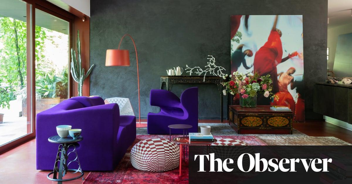 Box of tricks: inside the home of Patrizia Moroso