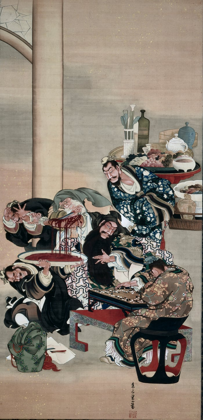 Hokusai The Great Wave That Swept The World Art And Design - 19 art history reactions that will make you laugh every time
