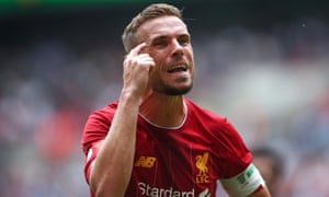 Jordan Henderson has contacted his fellow Premier League captains to organise a coronavirus fund that will raise millions of pounds for the NHS