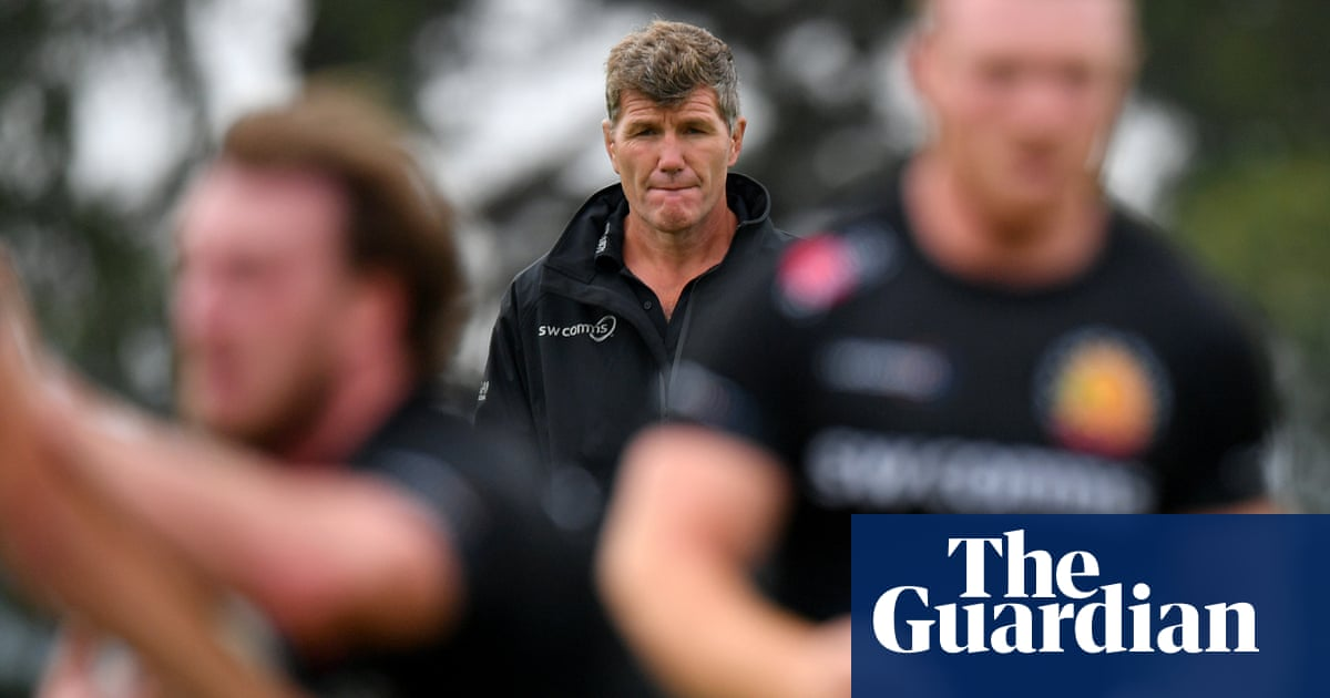 Rob Baxter accuses Northampton of mind games over prop crisis