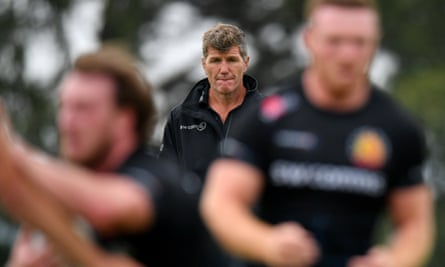 Rob Baxter, the head coach of Exeter Chiefs, said the club had supported Northampton in their request to EPCR.