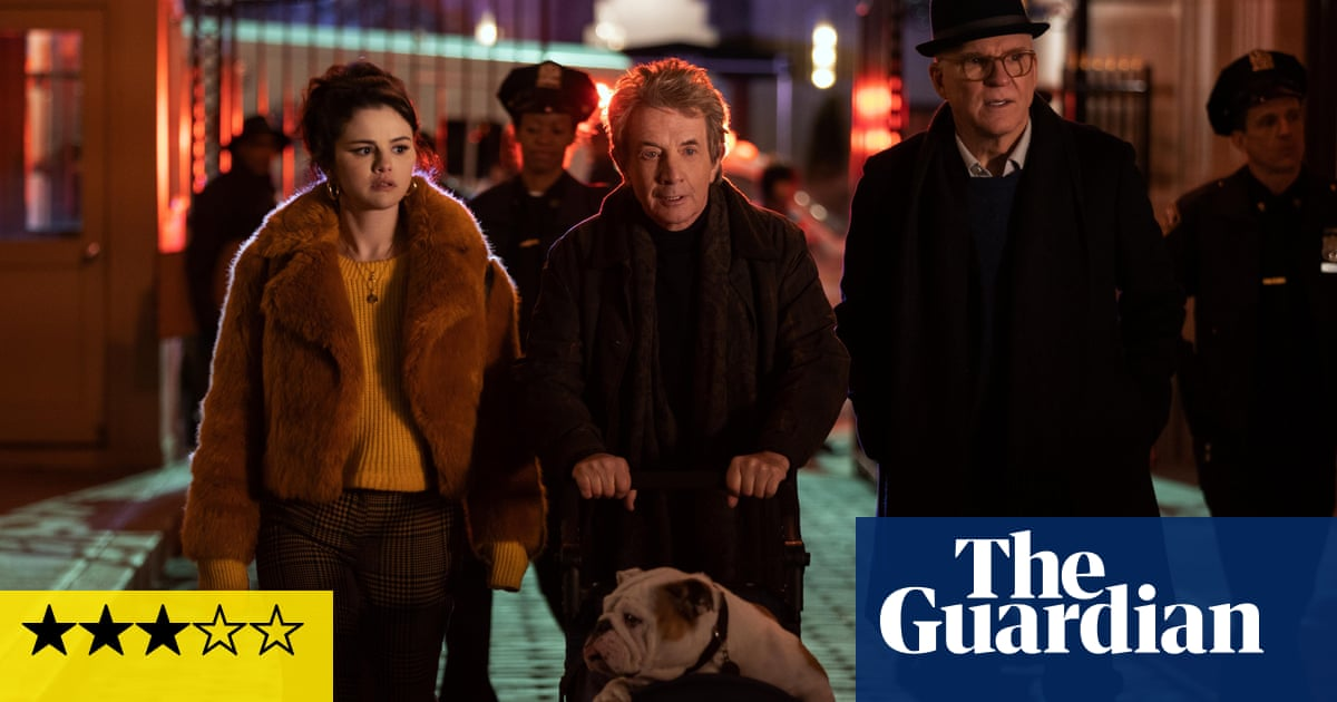 Only Murders in the Building review – Steve Martin's hit-and-miss whodunnit