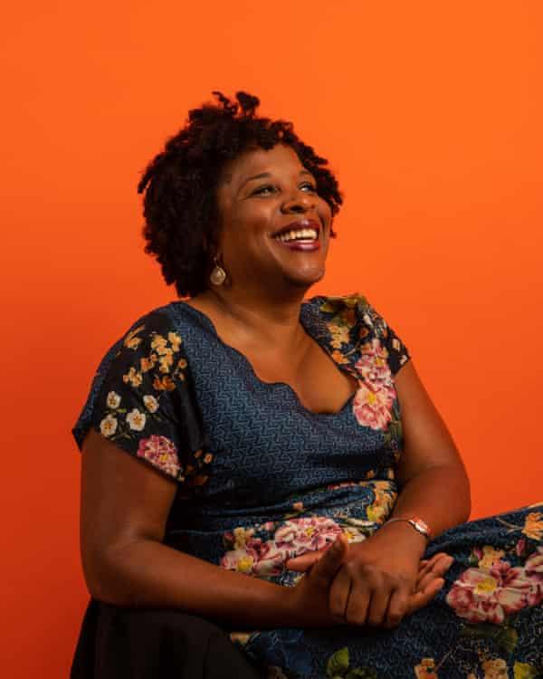 Tayari Jones, novelist.