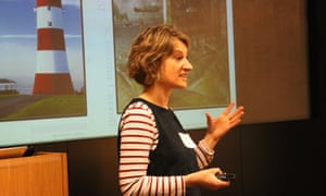 Author Emma Carroll discusses finding inspiration at the Guardian Education Centre Reading for pleasure conference 5 March 2018.