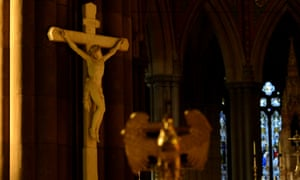 Catholic church opts in to national redress scheme for survivors of child sexual abuse, following the Anglican church which signed up on Sunday.