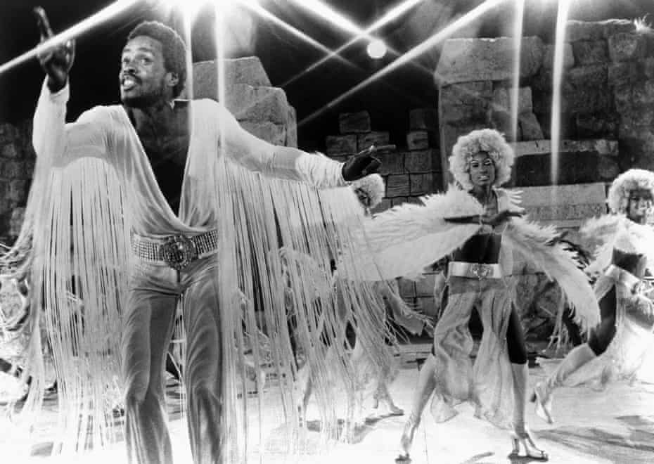 'It was ahead of its time' … the 1973 film of Jesus Christ Superstar.