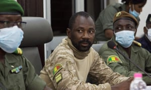 Mali Main Opposition Group Kicked Against The Military Transition Document