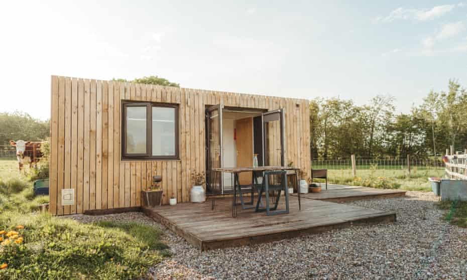 Trelan Farm cabin