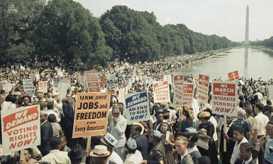 The eruption of the civil rights movement in the US in the 1960s gave Rawls's task even greater urgency.