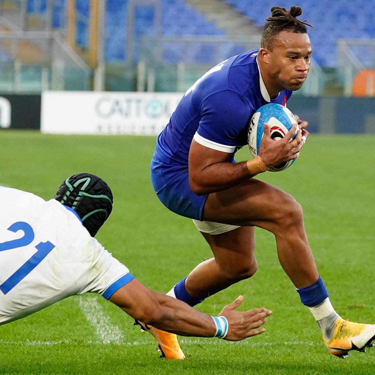 Italy 10 50 France Six Nations 2021 As It Happened Sport The Guardian