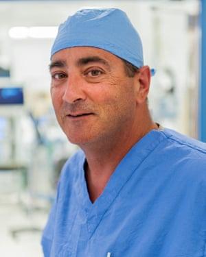 Dr Antonio Ripepi.