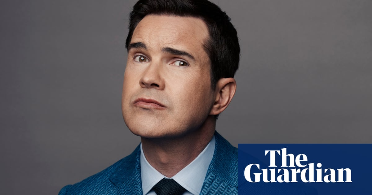 Jimmy Carr on booze, taxes and being a virgin at 26: 'Do I sound like an incel elder?'