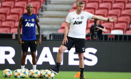 Manchester United relaxed about lack of technical director one year on