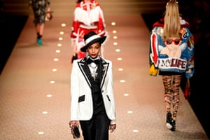 dc3f09499f7f Dolce   Gabbana s new show is declaration of love to fashion ...