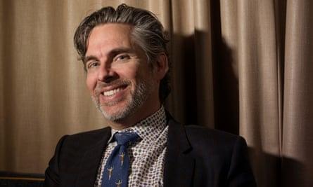 Novelist Michael Chabon