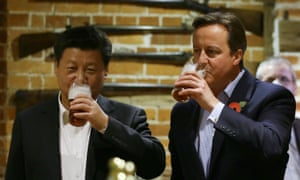 Cameron and Xi