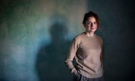 Alice Rohrwacher photographed in Vetriolo, near Viterbo, Italy, last month.