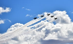 US Air Force Air Thunderbirds