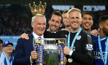 Leicester are ultimate inspiration for so-called smaller clubs like Brighton