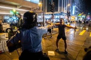 News, single, 1st prize Lam Yik Fei: Hong Kong protests