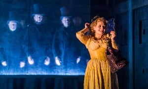 The ENO production of Jack The Ripper: The Women of Whitechapel, which focuses on the women's lives rather than their violent deaths.
