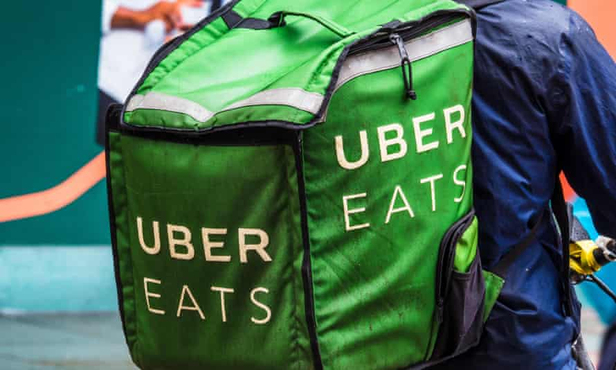 Uber Eats fails to deliver after a customer account was hacked.