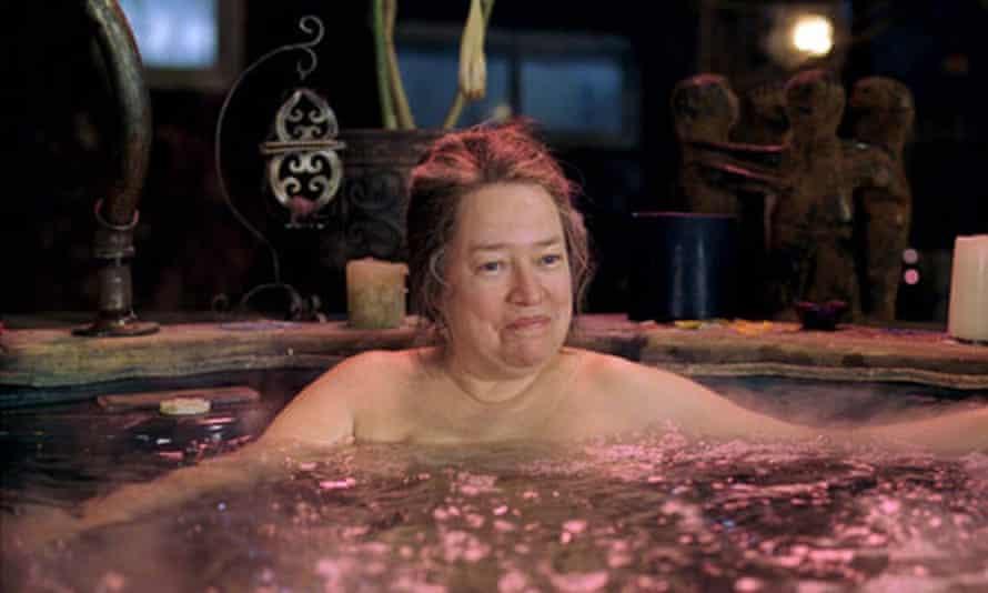 Kathy Bates in About Schmidt.