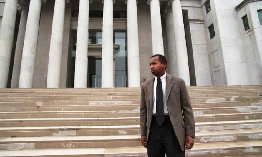 A still from True Justice – a walk through the view of American racism and criminal justice.