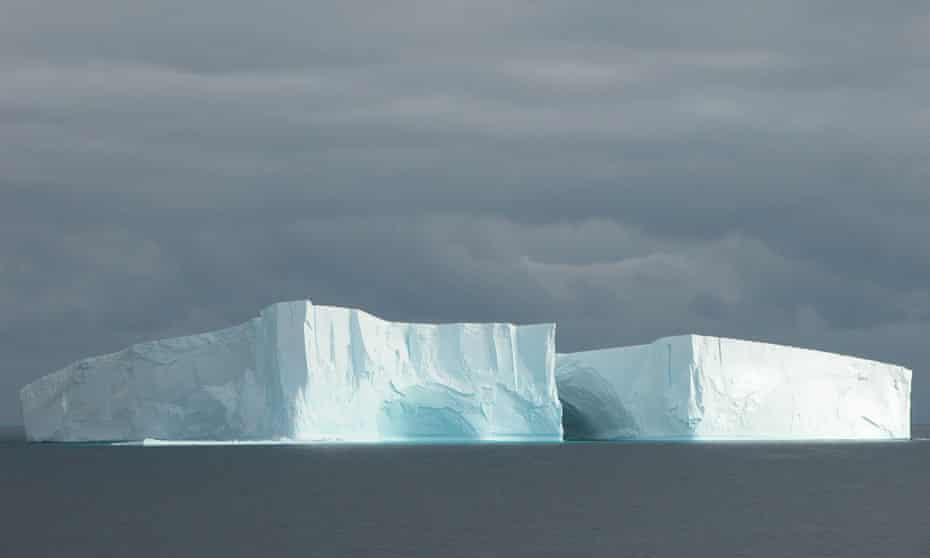 A tabular iceberg, Dallmann Bay, Antarctic peninsula … As we look to the future of our planet, it is vital that the treaty continues to hold.