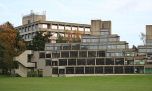 Ziggurat, University of East Anglia