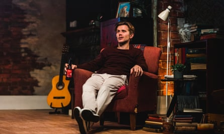 'In the chair where you want to sit' … Rob Houchen.