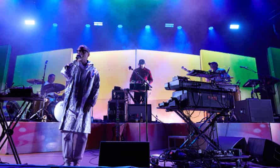 Hot Chip at End of the Road 2021.
