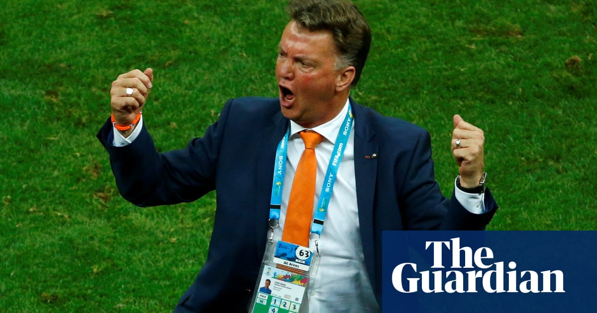 Louis van Gaal named as Netherlands manager for third time