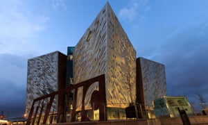 Titanic Belfast museum is part of a $20m bid to buy a collection of artefacts from the Titanic wreck site.