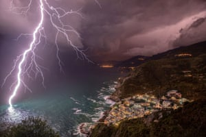 The Power of Lightning by Elena Salvai