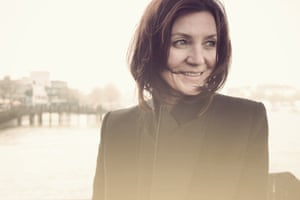 Game of Thrones actor Michelle Fairley photographed by Joel Faddy