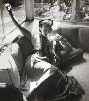 Paulette Goddard, Hollywood, 1940