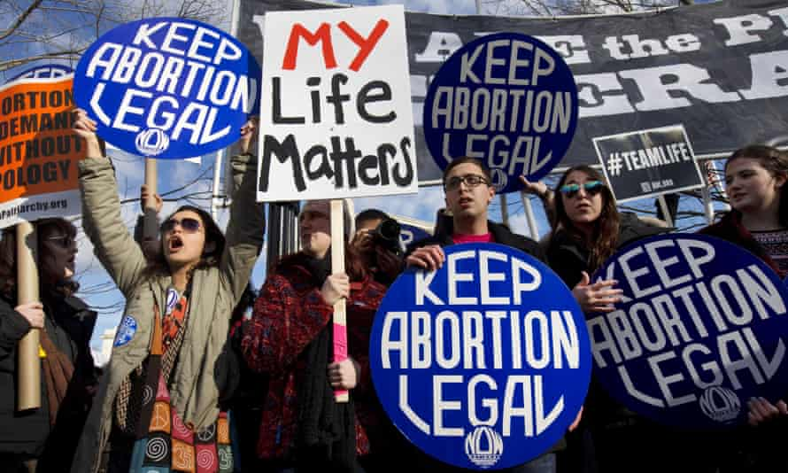 abortion protest march for life