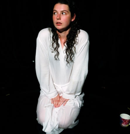 Molly Vevers in Ross & Rachel at the Edinburgh festival in 2015