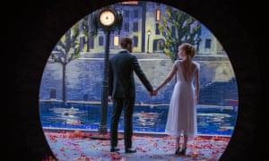 Heartwrenching love affair … Ryan Gosling and Emma Stone.