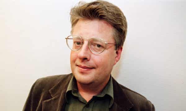 Stieg Larsson was an illustrator at Sweden's largest news agency when Palme was assassinated.
