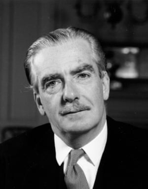 Anthony Eden's resignation in 1957 is Theresa May's closest rival for Most Humiliating Exit.