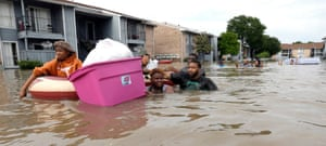 'We may not be able to stop flooding but we ought to be able to better manage it.'