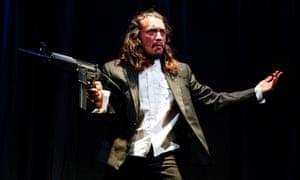 Miguel Hernando Torres Umba in Stardust at Edinburgh fringe 2018