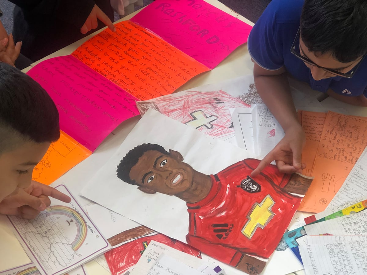 He Does Not Give Up How Marcus Rashford Became A Hero To School Kids Schools The Guardian With tools for job search, resumes, company reviews and more, we're with you every step of the way. marcus rashford became a hero to school