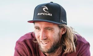 Australian surfer Matt Wilkinson.