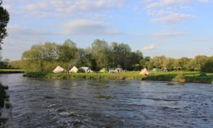 Barefoot Campsites, near Oxford