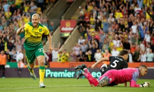 Since beating Manchester City in September, Norwich have accumulated just eight points.