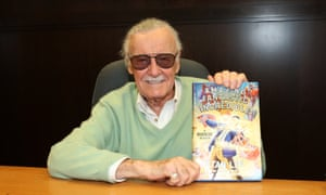 Stan Lee, pictured in California in 2015.